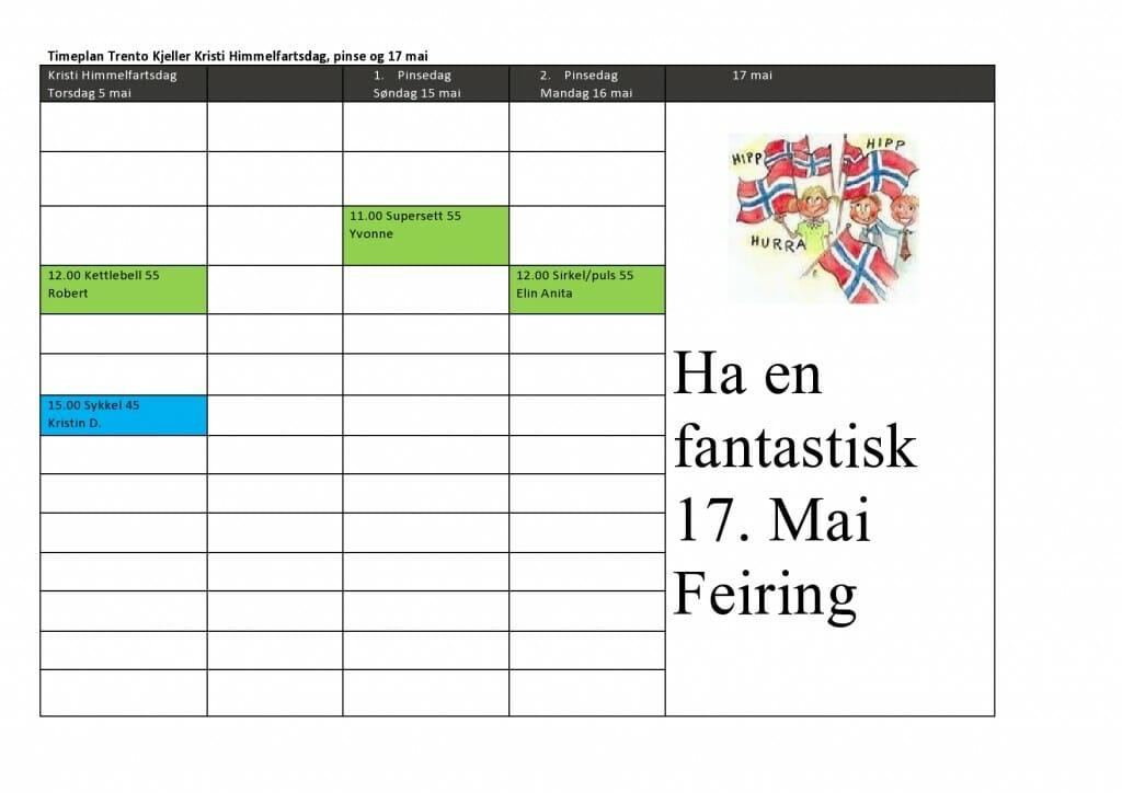 Timeplan Kjeller Himmelsprett, pinse og 17 mai-page0001